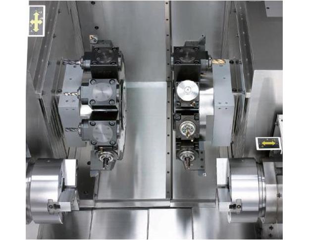 TT系列双主轴双刀塔数控车床