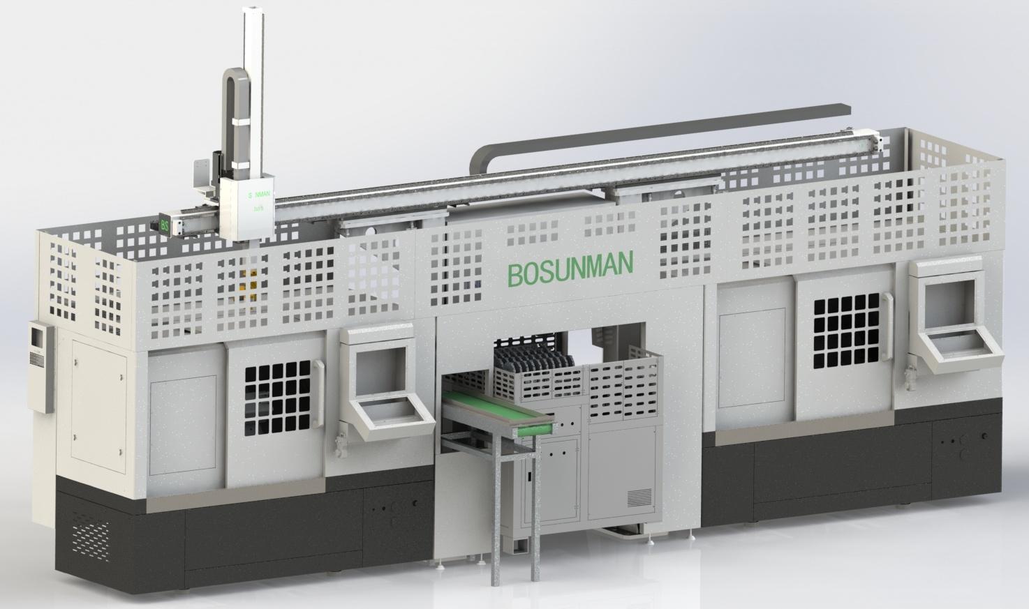 BSA系列桁架机械手