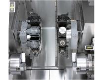 天津TT系列双主轴双刀塔数控车床