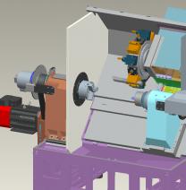 TM-Ⅱ系列双主轴数控车床